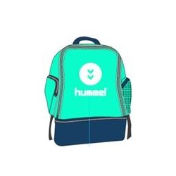 Mochila verde esmeralda Academy Training Backpack HUMMEL