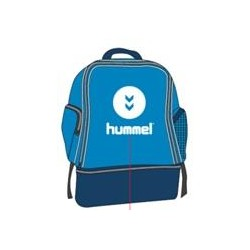 Motxilla Blau Turquesa Academy Training Backpack HUMMEL