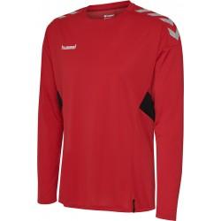 Camiseta manga larga roja Tech Move HUMMEL
