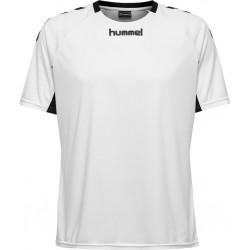 Camiseta blanca Core Team Jersey HUMMEL
