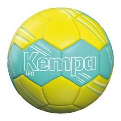 Balón de balonmano turquesa/amarillo pálido KEMPA