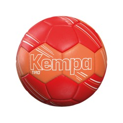 Balón de balonmano Tiro rojo/naranja KEMPA