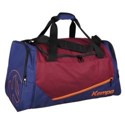 Bolsa rojo oscuro/azul 50L KEMPA