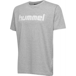 Camiseta HMLGO Cotton Logo HUMMEL