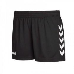 Pantalón corto negro CORE HUMMEL