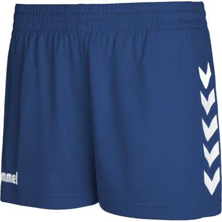 Pantaló curt blau CORE HUMMEL