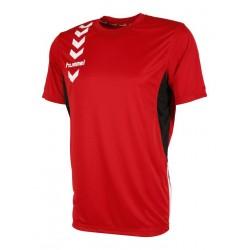 Camiseta Essential roja HUMMEL