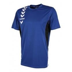 Camiseta Essential azul HUMMEL