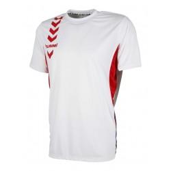 Camiseta Essential blanca HUMMEL