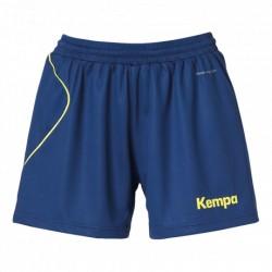 Pantalón corto Curve chico azul/amarillo KEMPA