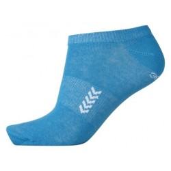 Calcetines tobilleros azules HUMMEL