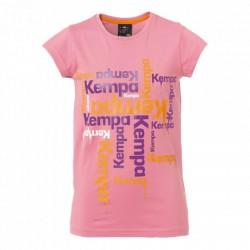 Camiseta Paint rosa KEMPA